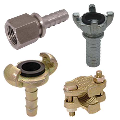 Compressed Air Bull Hose Fittings